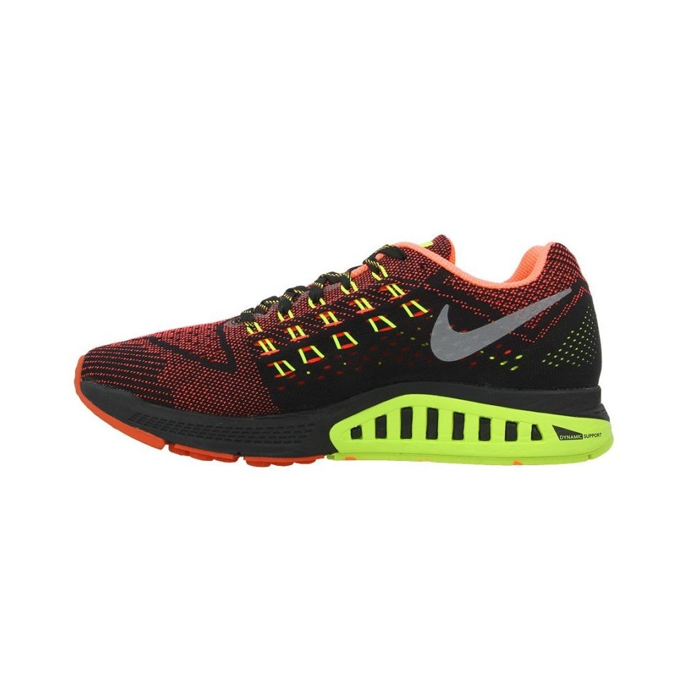 premium selection 2d94f 94ed3 Nike Air zoom Structure 18 hyper orange/volt/bright crimson